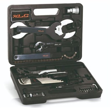 XLC 33Pc Bicycle Tool Kit (TO-S61)