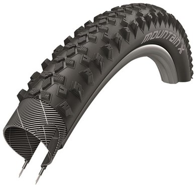 XLC Mountain X 650b/27.5 inch Tyre (VT-C08)