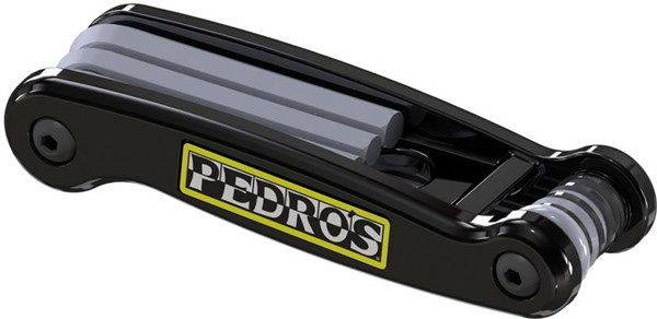 Pedros Folding 8-Function Hex Set