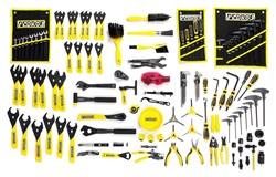 Pedros Master Bench Tool Kit