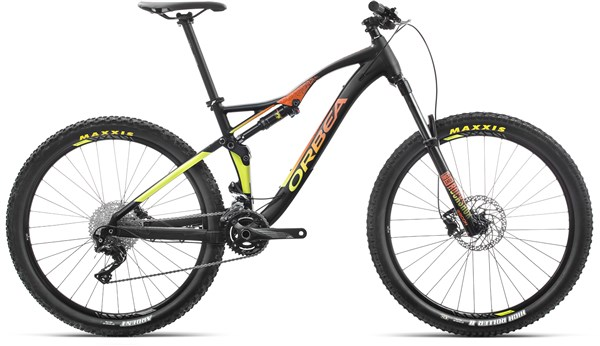 ORBEA OCCAM AM full suspension MTB Bike
