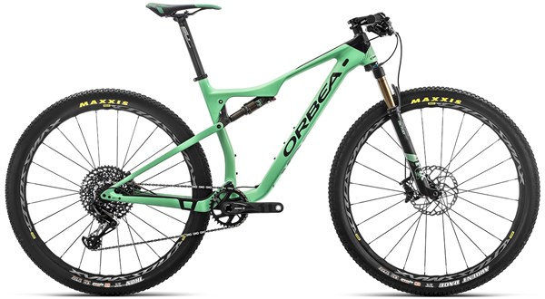 "Orbea Oiz M10 27.5"" Mountain Bike 2019 - XC Full Suspension MTB"