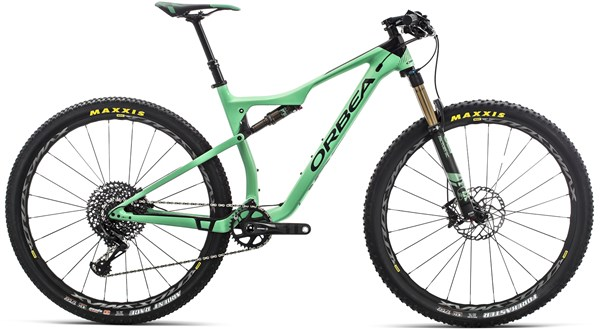 "Orbea Oiz M10-Tr 27.5"" Mountain Bike 2019 - Trail Full Suspension MTB"