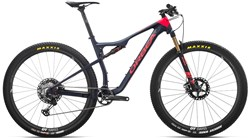"Orbea Oiz M-Team 29er/27.5"" Mountain Bike 2019 - XC Full Suspension MTB"