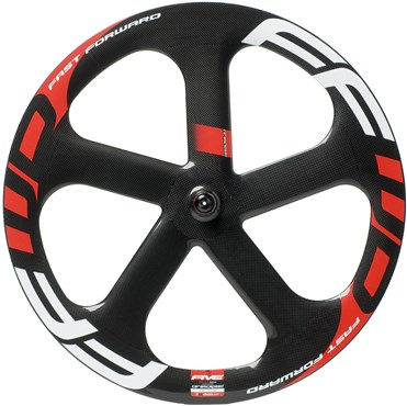 Fast Forward 5 Spoke Tubular Wheels