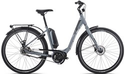 Orbea Optima Asphalt 30 2019 - Electric Hybrid Bike