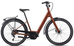 Orbea Optima E40 2019 - Electric Hybrid Bike