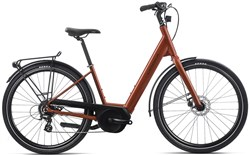 Orbea Optima E50 2019 - Electric Hybrid Bike