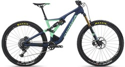 Orbea Rallon M-Team 29er Mountain Bike 2019 - Enduro Full Suspension MTB