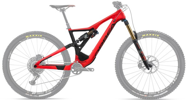Orbea Rallon+ Float X2 MTB Frame