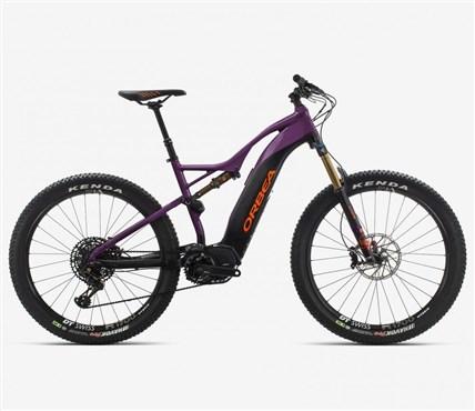 Orbea Wild FS 10 27S 2019 - Electric Mountain Bike