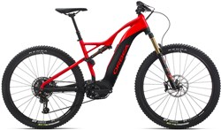 Orbea Wild FS 10 29er 2019 - Electric Mountain Bike