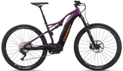 Orbea Wild FS 20 29er 2019 - Electric Mountain Bike