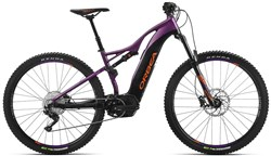 Orbea Wild FS 40 29er 2019 - Electric Mountain Bike