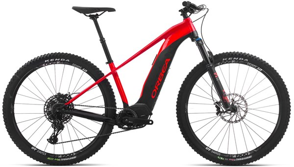 Orbea Wild HT 20 29S 2019 - Electric Mountain Bike