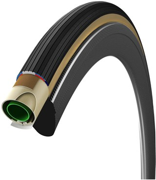 Vittoria Corsa Control G+ Isotech Tubular Road Tyre