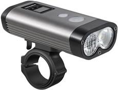Ravemen PR1600 USB Rechargeable DuaLens Front Light with Remote - 1600 Lumens