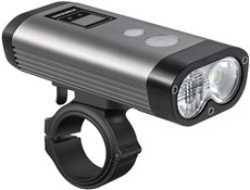 Ravemen PR1600 USB Rechargeable DuaLens Front Light with Remote - 1600 Lumens