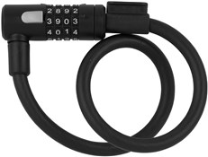 AXA Bike Security Newton 60/12 Code Cable Lock