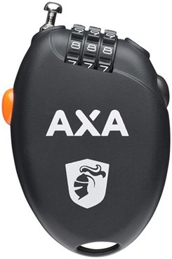 AXA Bike Security Roll Combination Cable Lock