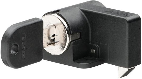 AXA Bike Security Shimano Rack Battery Pack Lock | Computer Battery and Charger