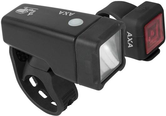 AXA Bike Security Niteline T1 Light Set