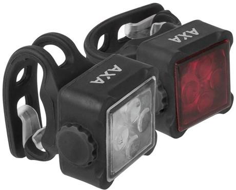 AXA Bike Security Niteline 44-R Light Set | Lygtesæt