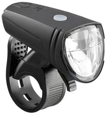 AXA Bike Security Greenline 15 Lux Front Light