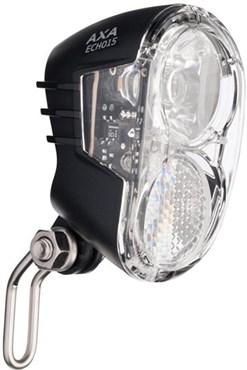 AXA Bike Security Echo15 Steady Auto Front Light | Forlygter