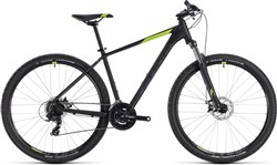 "Cube Aim 27.5"" - Nearly New - 18"" Mountain Bike 2018 -"