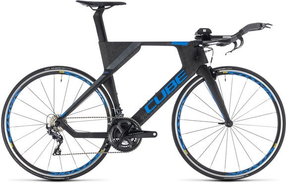 Cube Aerium Race - Nearly New - M 2018 - Triathlon Bike