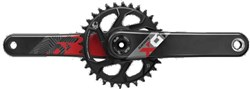 Product image for SRAM X01 Eagle Boost 148 Dub 12 Speed Direct Mount Crank Set (Dub Cups/Bearings Not Included)