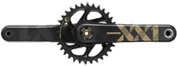 Product image for SRAM XX1 Eagle Boost 148 Dub 12 Speed Direct Mount Crank Set (Dub Cups/Bearings Not Included)