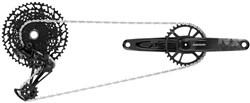 SRAM NX Eagle DUB Groupset - 12 Speed