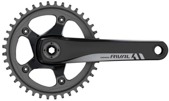SRAM Rival1 10 / 11 Speed Crank Set (BB Not Included)