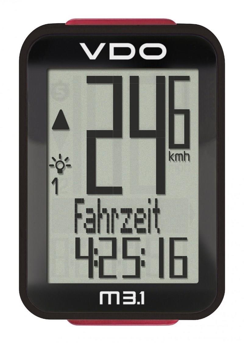 VDO M3.1 Cycle Computer | Cykelcomputere