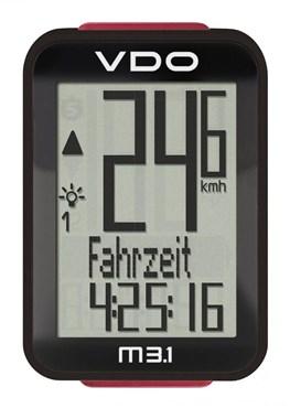 VDO M3.1 Cycle Computer