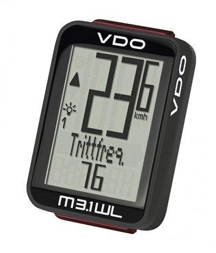 VDO M3.1 Wireless Cycle Computer