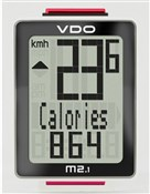 Product image for VDO M2.1 WL Wireless Cycle Computer