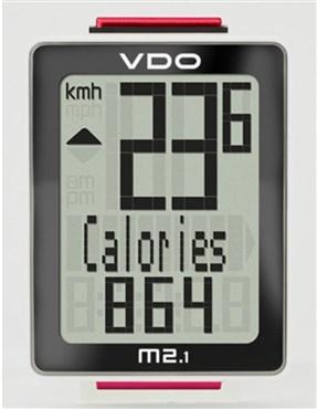 VDO M2.1 WL Wireless Cycle Computer