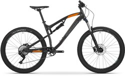 Boardman MTR 8.8 Mountain Bike 2019 - Trail Full Suspension MTB