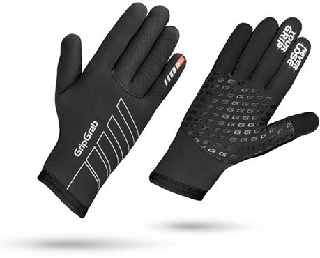 GripGrab Neoprene Winter Long Finger Cycling Gloves