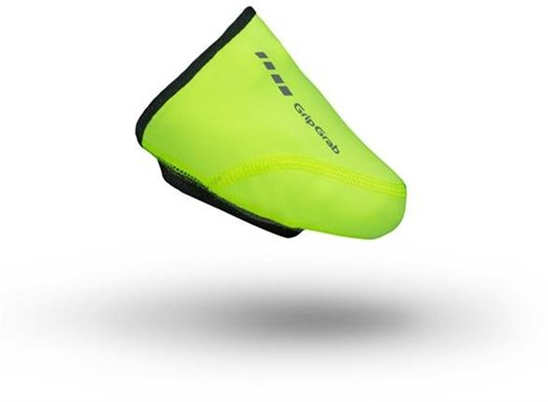 GripGrab Cycling Hi-Viz Toe Covers
