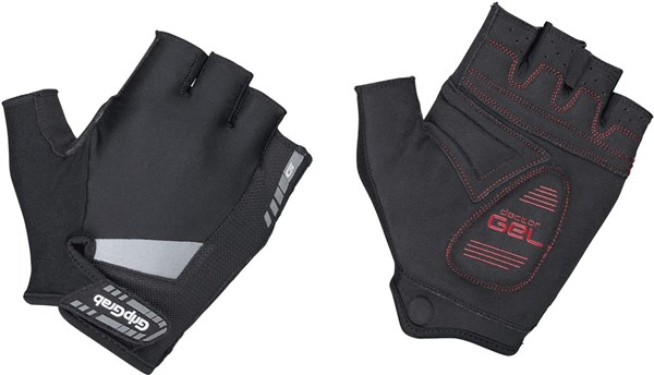 GripGrab SuperGel Mitts / Short Finger Cycling Gloves