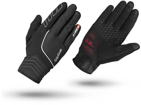 GripGrab Hurricane Winter Long Finger Cycling Gloves