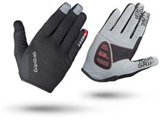 GripGrab Shark Long Finger Cycling Gloves