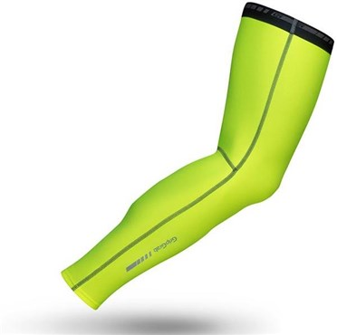 GripGrab Classic Hi-Viz Cycling Leg Warmers | Arm- og benvarmere