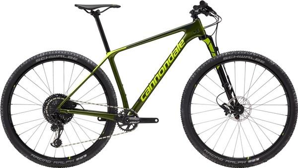 Cannondale F-Si Carbon 3 29er Mountain Bike 2019 - Hardtail MTB | MTB