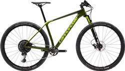Cannondale F-Si Carbon 3 29er Mountain Bike 2019 - Hardtail MTB