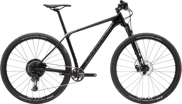 Cannondale F-Si Carbon 4 29er Mountain Bike 2019 - Hardtail MTB